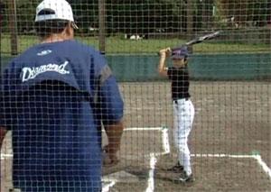 長崎慶一打撃講座 高弾道打撃術 レビュー:少年野球が上達する練習方法 長崎慶一打撃講座 高弾道打